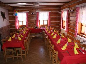 Červená Karkulka - restaurace