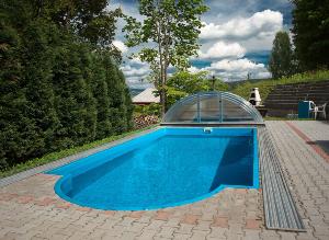Červená Karkulka - bazén